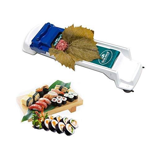 ACMEDE Sushi Roller, weinblätter roll Maschine Startseite Kreative Küche Roller Gemüse Fleisch Rollenkohl Blatt Rollwerkzeug