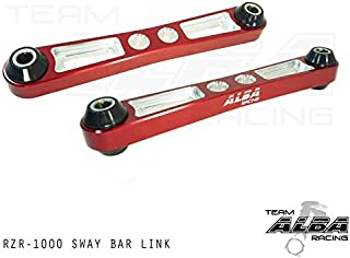Polaris RZR XP 1000 Sway bar link (all years) (Red)