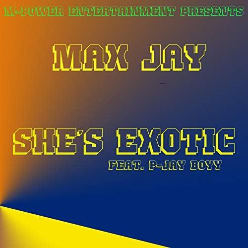 Max Jay Haiti feat. P-Jay