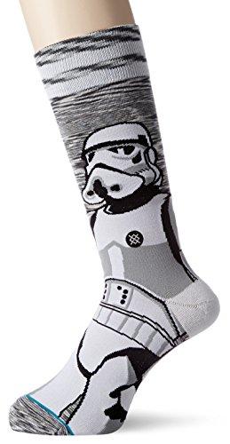 Stance x Star Wars Empire Socks Gray L