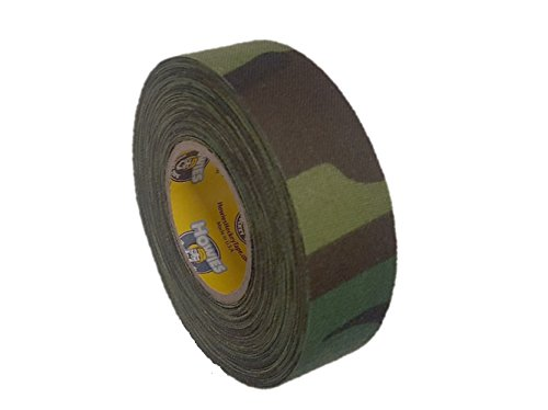 Schlägertape Profi Cloth Hockey Tape 25mm f. Eishockey camo, 18 m