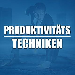 Produktivitätstechniken Titelbild