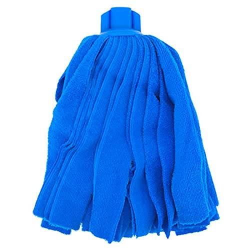 Acan Pamex - Fregona Microfibra de Tiras ecológica, Gran absorción, Todo Tipo de Superficies, Color Surtido