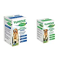 Product 1: As seen on TV - the UK's No.1 veterinary joint supplement brand enjoyed by happier, healthier dogs. Kynetec VetTrack September 2020. Sales of YuMOVE branded products through veterinary wholesalers. Item package may vary Product 1: AddedN-...