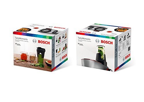 Bosch-MUZ9TM1-Lifestyle-Set-TastyMoments-5-in-1-Multi-Zerkleinerer-Set-Mixen-Mahlen-Hacken-Aufbewahren-ToGo-Loesung-fuer-Kuechenmaschinen-OptiMUM