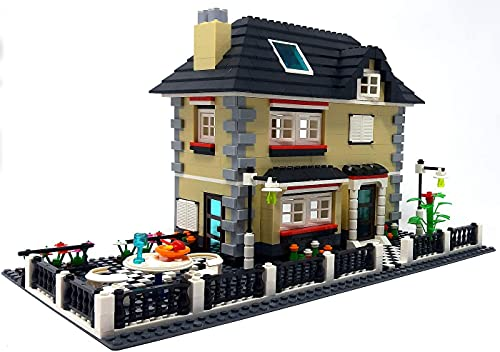 Bloques de construcción para casa, granja modular Building, 909 bloques de construcción