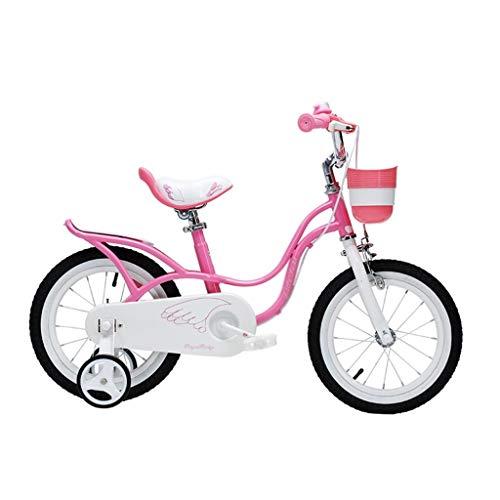 Biciclette Bici per Bambini Triciclo Bilanciata per Bambini Pedale per Bimbo Bambini con Ruota Ausiliaria Deambulatore Regalo per Bambini