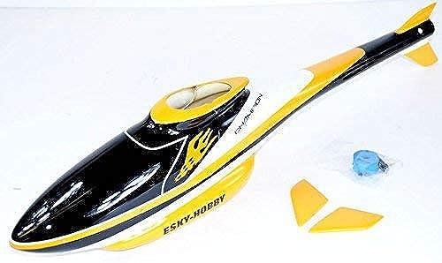 E-Sky EK4-0065 002176 E-Sky F3C Scale Rumpf gelb