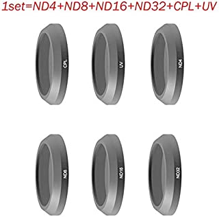 ND4 ND8 ND16 Parrot Lens Filter ND dimming Mirror CPL Polarization Polarizer for Parrot ANAFI Drone Accessories