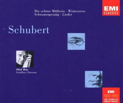 Schubert-Edition (zum 200. Geburtstag): Lieder