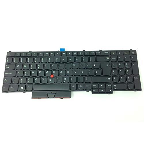 Lenovo P51 DUTCH Keyboard 01ER970