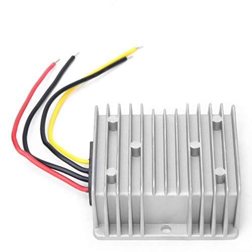 Convertidor de CC, convertidor reductor de voltaje reductor de voltaje, suministros industriales duraderos para exteriores para automóviles y camiones(36/48V to 12V 5A 60W)