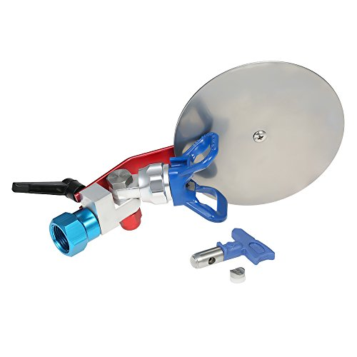 """KKmoon Guía de pulverización Herramienta de accesorios Airless Spray Tip of Airless Spraying Machine para pulverizador de pintura Graco Wagner Titan de 7/8"""""""
