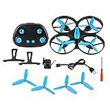 remote control light fpv drone hd della macchina fotografica wifi di trasmissione led rc quadcopter (720p)