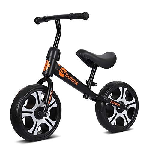 Bicicleta Equilibrio para Niños Bicicleta Sin Pedales Bicicleta Sin Pedales Infantil Manillar...