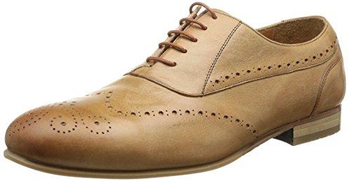 Pierre Cardin Rota - Zapatos de Cordones de Cuero Hombre