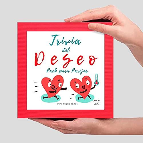 ❣️Trivia del Deseo (versión Mejorada) ❣️Juego Erótico y Divertido para Parejas❣️Regalo Original Aniversario