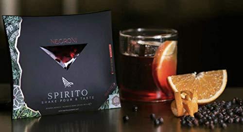Spirito Cocktails -NEGRONI- 10 cl 21% (Confezione Monodose)
