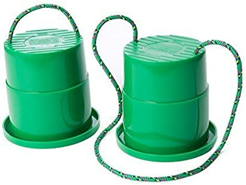 oferta especial Set of 2 EZ Steppers (verde) by by by Just Jump It  autorización