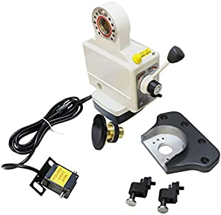 Table Milling Machine Power Feed X-Axis Torque 150 LBS Mill Fits Bridgeport Acer by Asong