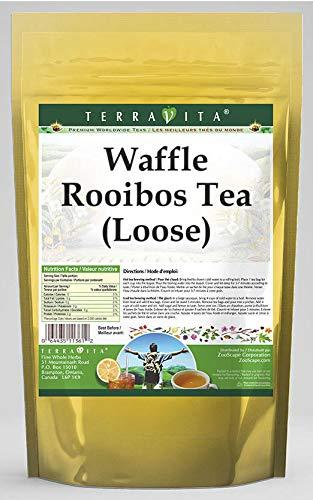 4 years warranty Waffle Rooibos Tea Loose ZIN: Omaha Mall oz 4 543958