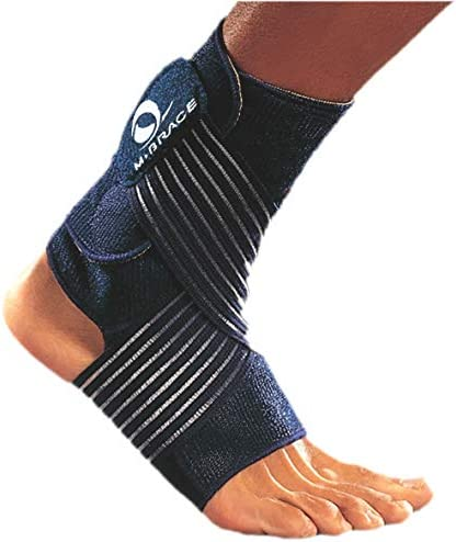 M Brace AIR Ankle Lock Brace Ankle Support Ankle Wrap One Size fits All Ankle Support for Post product image