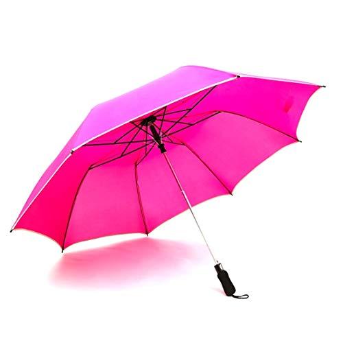 Fusanadarn Paraplu voor golf, winddicht, 8 messen, automatisch