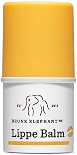 Drunk Elephant Lippe Balm - Moisturizing Lip Balm with Avocado Oil and Vitamin C. (3.7 Grams, .013 Ounce)