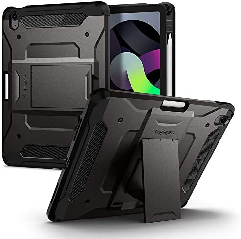 Spigen Tough Armor Pro Designed for iPad Air 4th Generation 10 9 Inch Case with Pencil Holder product image