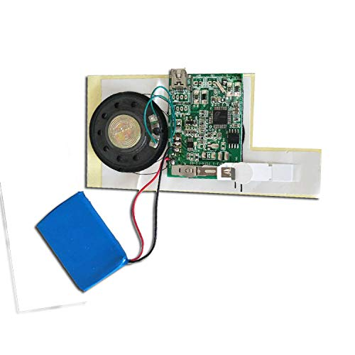 MP3 player music module is used for greeting card USB type chip