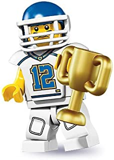 Lego Minifigures Series 8 - SEALED - Football Player - UNOPENED ONLY