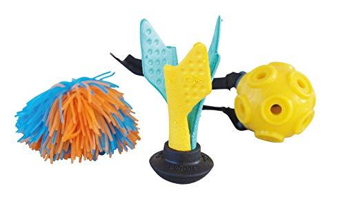 Schildkröt Funsports, Ogo Sport Ballooza Set, drei verschiedene Ogo Spielbälle, vielseitiges Ballset für das Ogo-Spiel 2.0, 970097