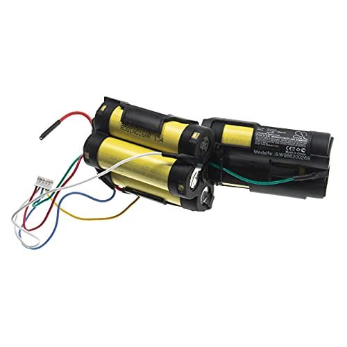 vhbw Batería Recargable Compatible con Philips FC6168, FC6169, FC6171, FC6404, FC6405, FC6763 aspiradora, Robot Limpieza (2500 mAh, 18,5 V, Li-Ion)