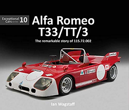 Alfa Romeo T33/TT/3: The Remarkable History of 115.72.002 - Exceptional Cars 10