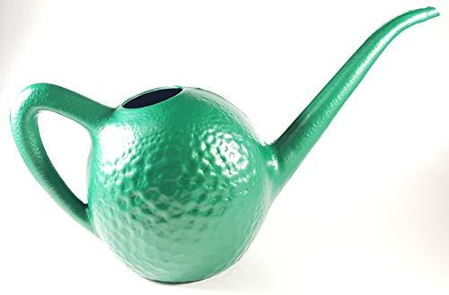 Eppi Kleine Grüne Gießkanne Volumen 2 Liter für den Haus Zimmerpflanzen. Kunststoff