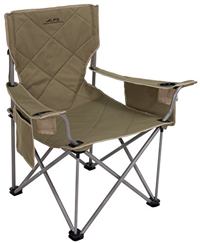 ALPS Mountaineering King Kong Chair, Khaki, 38 x 20 x 38-Inch (8140314)