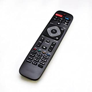 Best Replacement Philips Smart TV Remote Control: 32PFL4609 32PFL4909 40PFL4609 40PFL4909 43PFL4609 43PFL4909 49PFL4609 49PFL4909 50PFL4909 55PFL4609 55PFL4909 58PFL4609 58PFL4909 65PFL4909 Review