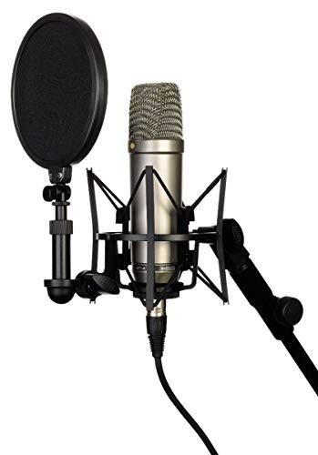 Rode NT1A (Großmembran-Kondensatormikrofon, Nierenkapsel, Audio Interface benötigt) - 9