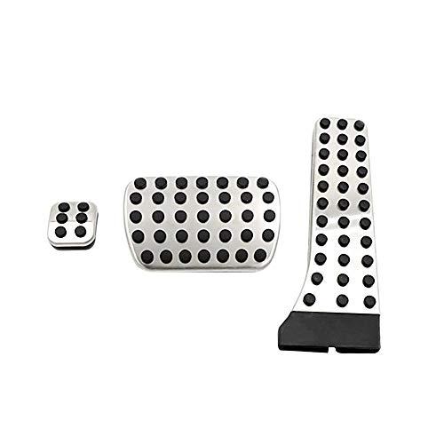 KKmoon Auto Pedal Fuel Brake Foot Pedal Automatische Aluminiumlegierung Für Mercedes Benz Amg W120 W124 W140 W202 W203 W210 W210 W211 R170 R171