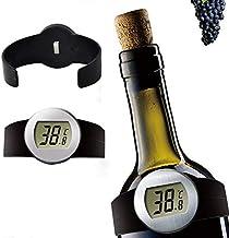 QXM digitale rode wijn-thermometer met led-weergave/duurzaamheid/eenvoudige bediening bar huishoudgereedschap