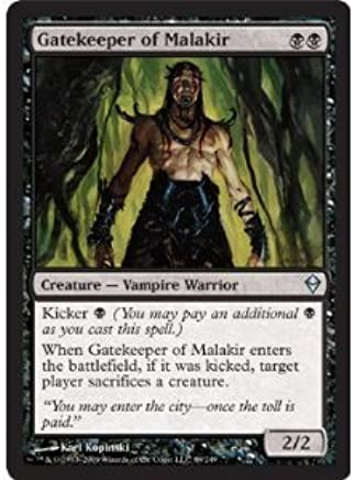 Amazon.com: Magic: the Gathering - Gatekeeper of Malakir (89 ...