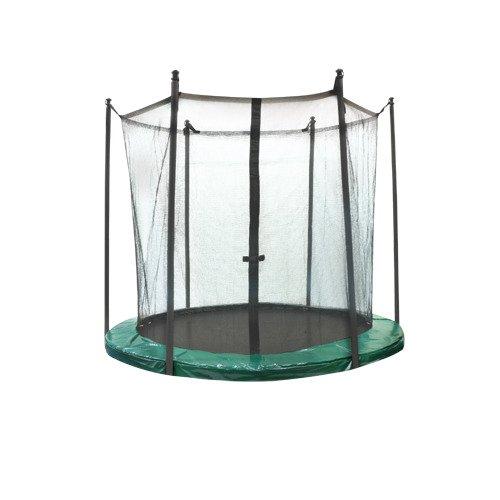 H20512-Otto - Trampoline Vang 305 cm groen