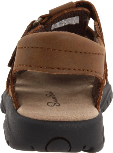 Salt Water Sandals by Hoy Shoe Shark 2 Sandal (Toddler/Little Kid/Big Kid/Women's) brown Size: 8 Infant