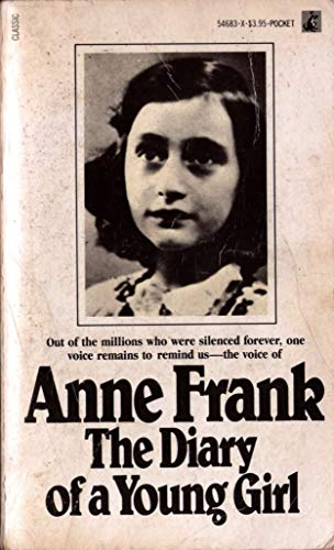 Anne Frank: The Diary of a Young Girl B002J0U7H0 Book Cover