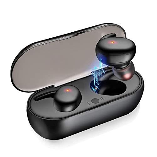 Fandazzie Auriculares inalámbricos Bluetooth con Control táctil estéreo en la Oreja con Estuche de Carga Auriculares
