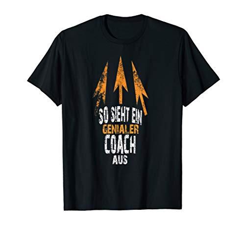 Herren Fussballverein Trainer Geschenk | Fussball Coach