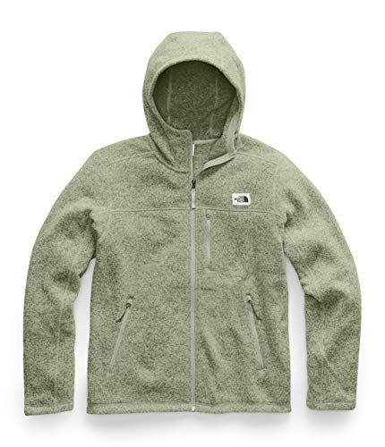 The North Face Men's Gordon Lyons Hoodie, Granite Bluff Tan Heather, L