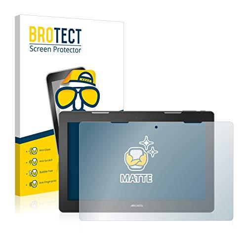 BROTECT Entspiegelungs-Schutzfolie kompatibel mit Archos Oxygen 133 Bildschirmschutz-Folie Matt, Anti-Reflex, Anti-Fingerprint