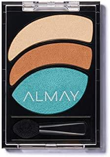 Almay Shadow Trio, Beach Vibes, 0.19 oz., Eyeshadow Palette