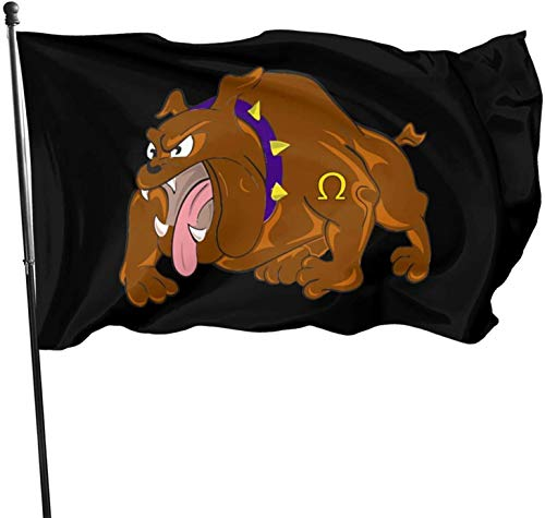YeeATZ Omega Psi Phi USA Flags 3x5 Foot American US Polyester Flag New Gifts